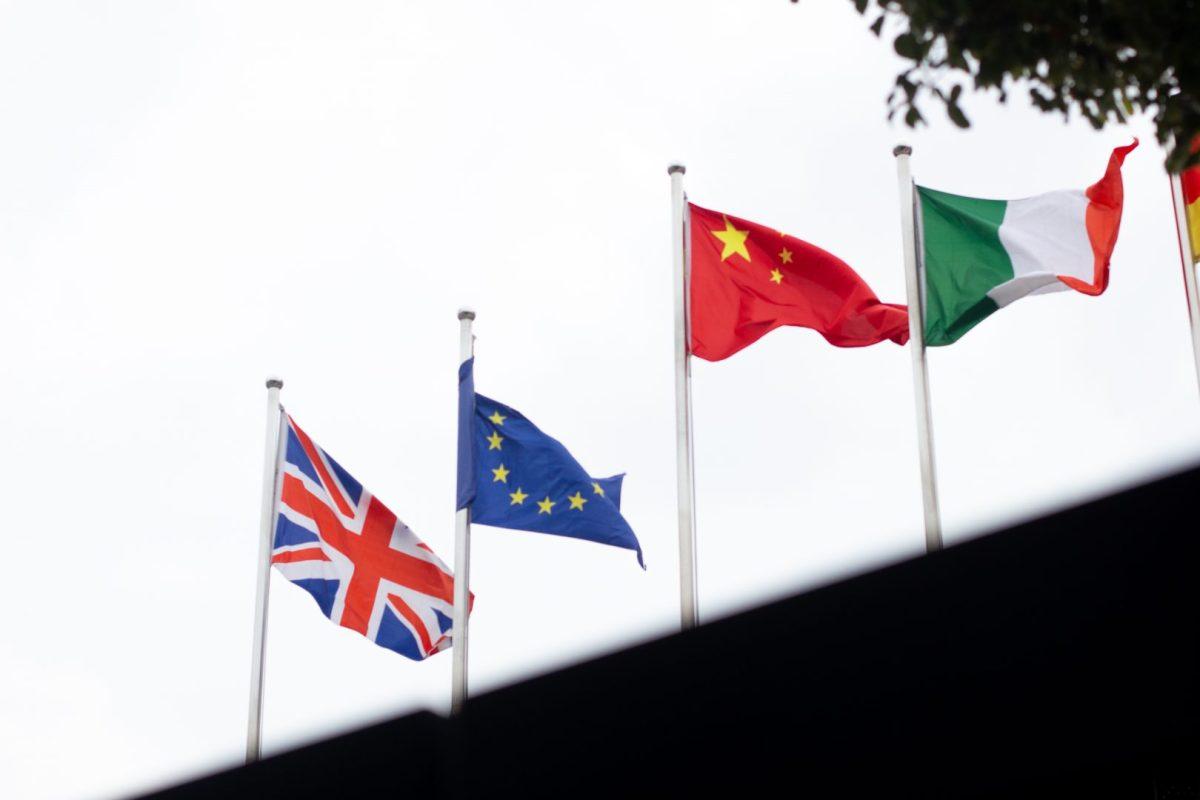 cross-border global trade e-commerce import