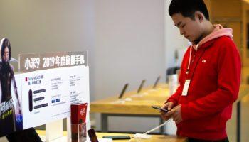 xiaomi airstar virtual bank iot JV hong kong