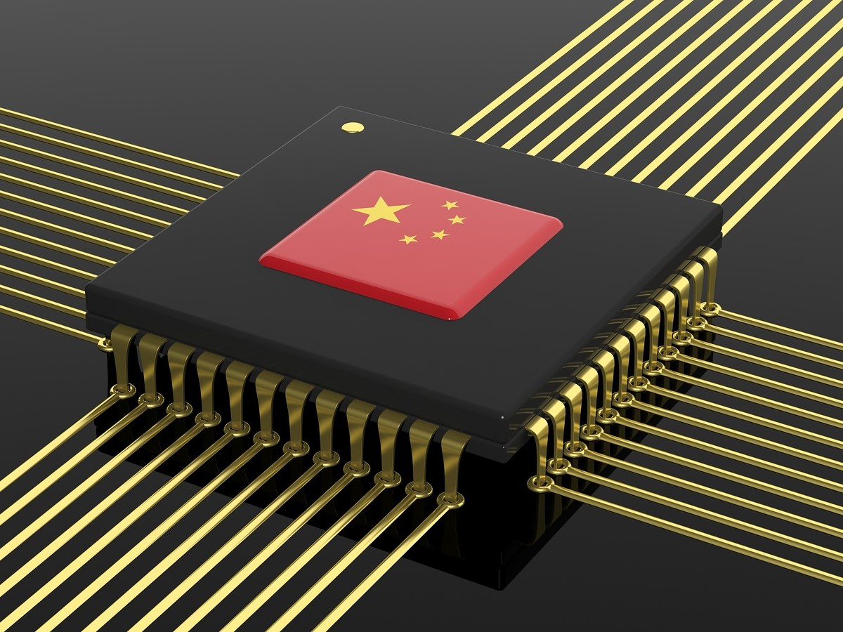 CPU chips silicon semiconductors IC export controls techno-nationalism two sessions SMIC
