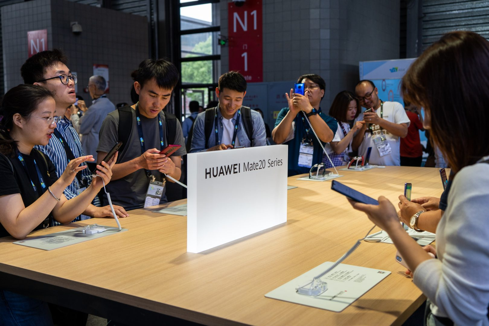 Huawei targeted for implying Taiwan is not part of China