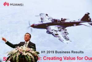 Huawei tech war Liang Hua export ban