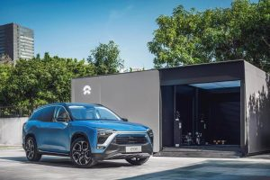 Nio shares fall after Q2 earnings on battery swap doubts