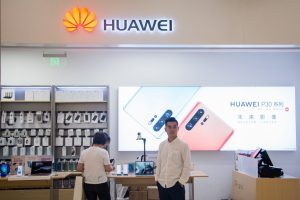huawei 2019 entity list US 5G smartphones telecommunications
