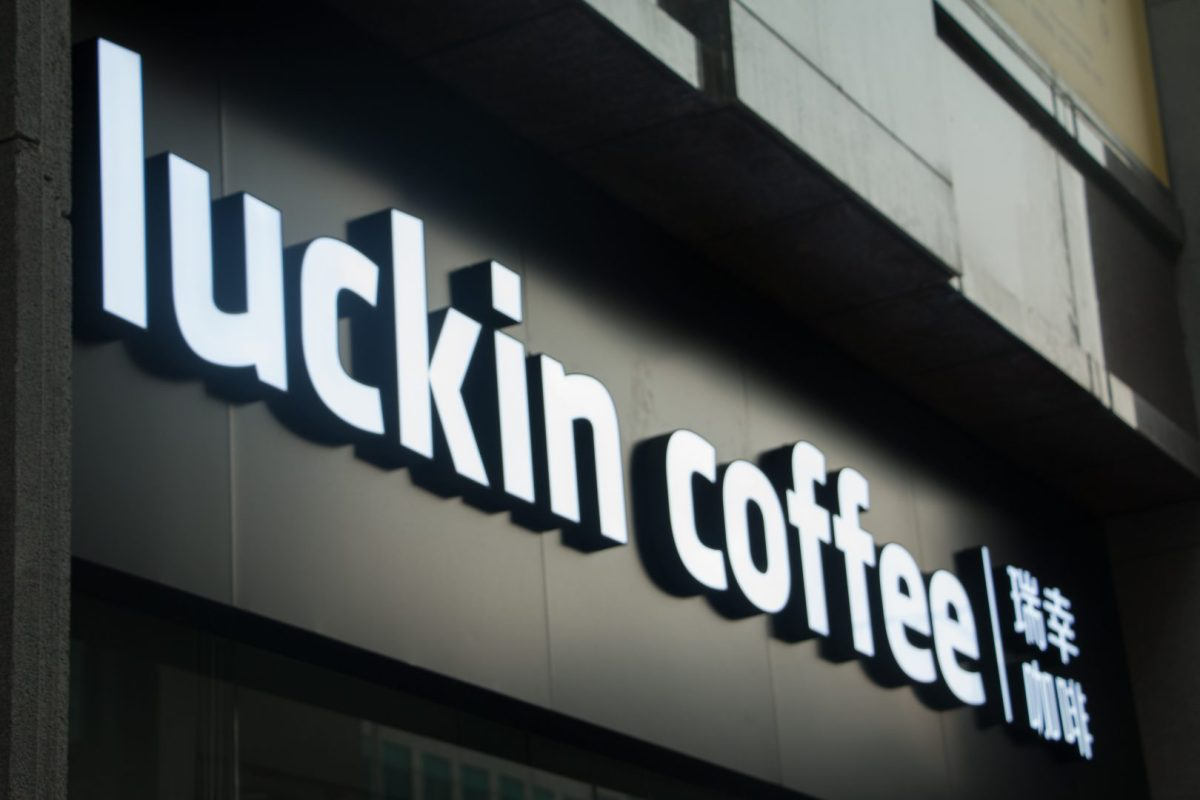 luckin coffee starbucks fraud misconduct false sales