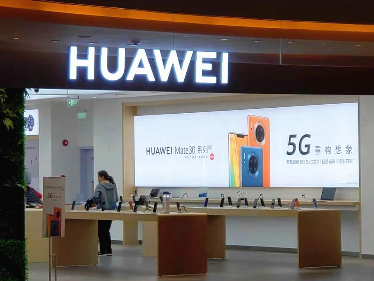 huawei smartphone 5G telecom handsets
