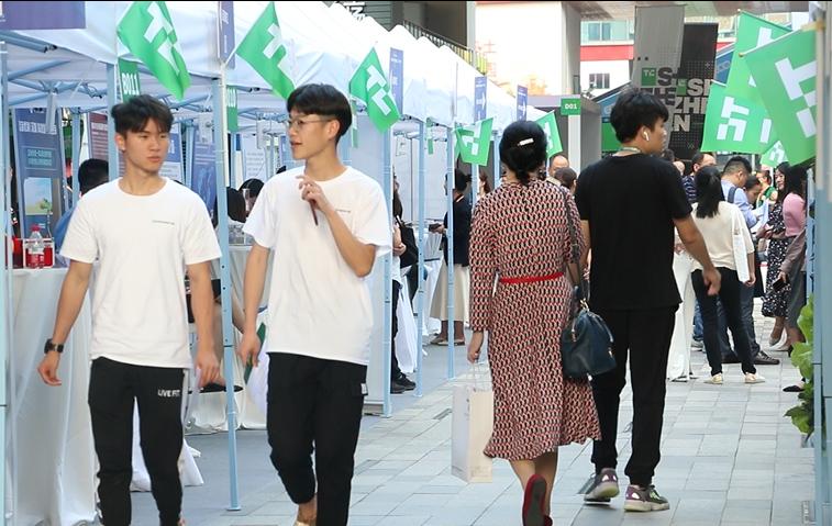 scanner 3D 5G china startup shenzhen vc
