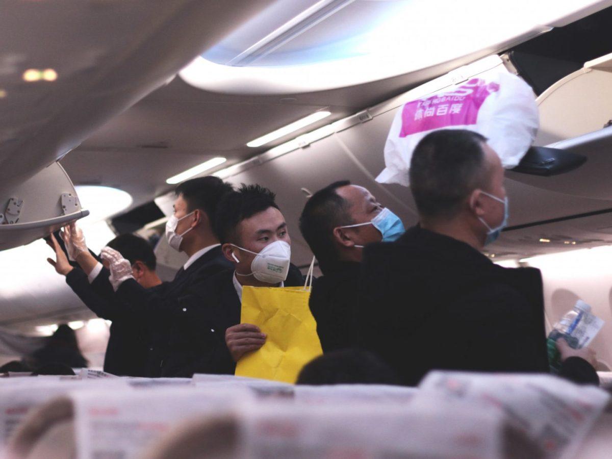 virus outbreak 2019-nCov coronavirus epidemic China travel platform refund cancel Bejing Wuhan Ctrip Qunar