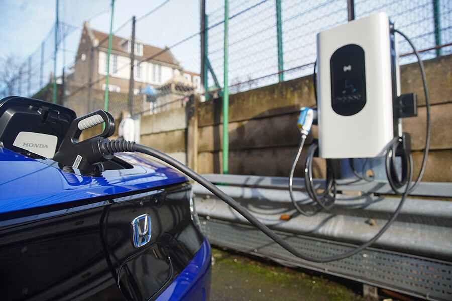 electric vehicles honda EV China