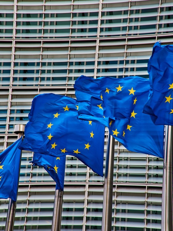 Europe coronavirus Covid-19 Commision EU China big data AI healthtech healthcare privacy data collection data protection GDPR