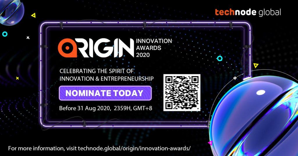 TechNode Origin Innovation Awards