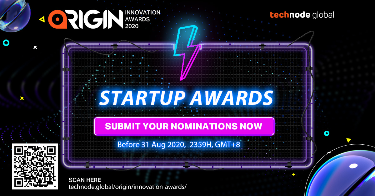 TechNode Global Origin Innovation Awards