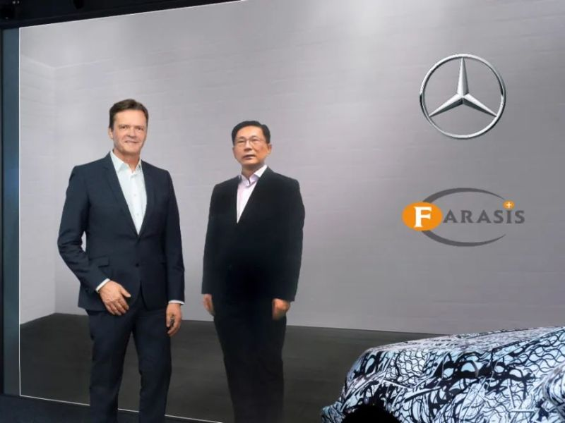 farasis electric vehicles daimler mercedes benz farasis energy china evs battery