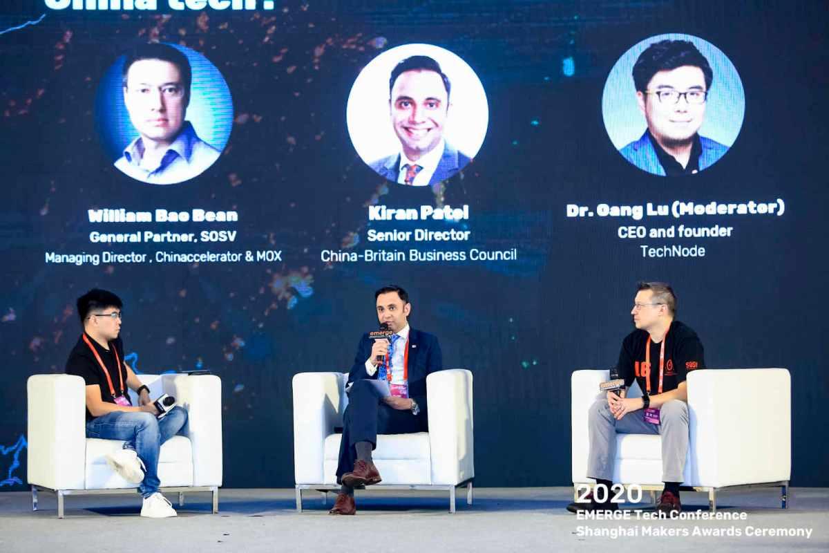 Chinese tech WeChat Tiktok Huawei