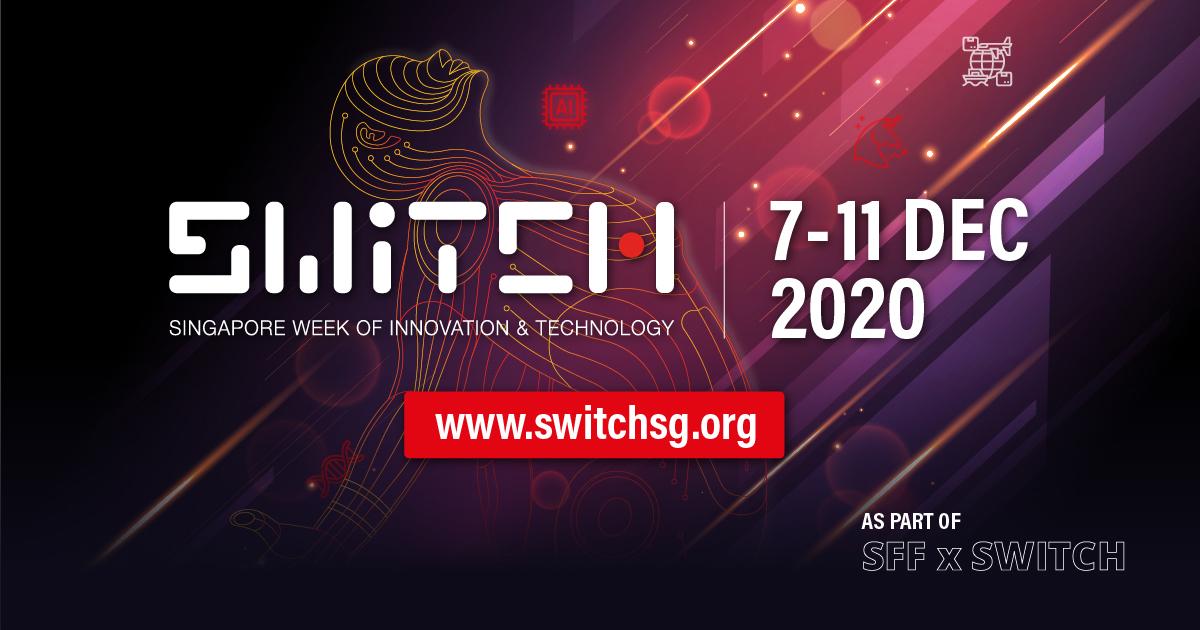 SWITCH 2020 TechNode Stage China Tech