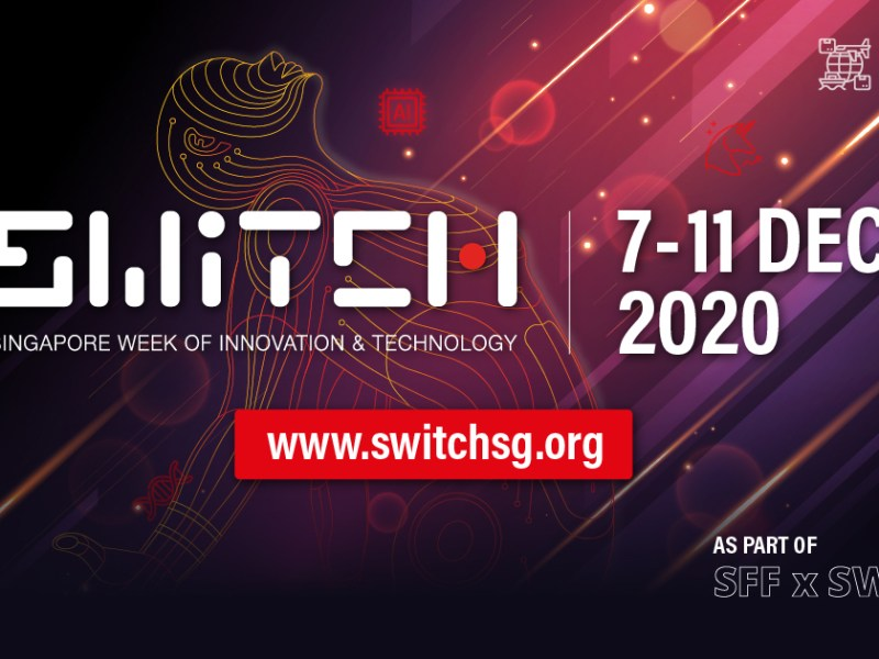SWITCH 2020 TechNode Stage China Tech