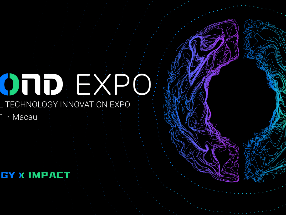 BEYOND Tech Expo 2021 in Macau