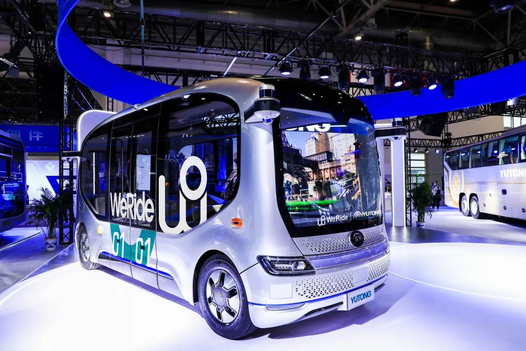 autonomous driving vehicles self-driving cars pony.ai weride waymo china us
