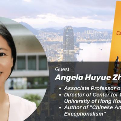 China Tech Investor Angela Zhang