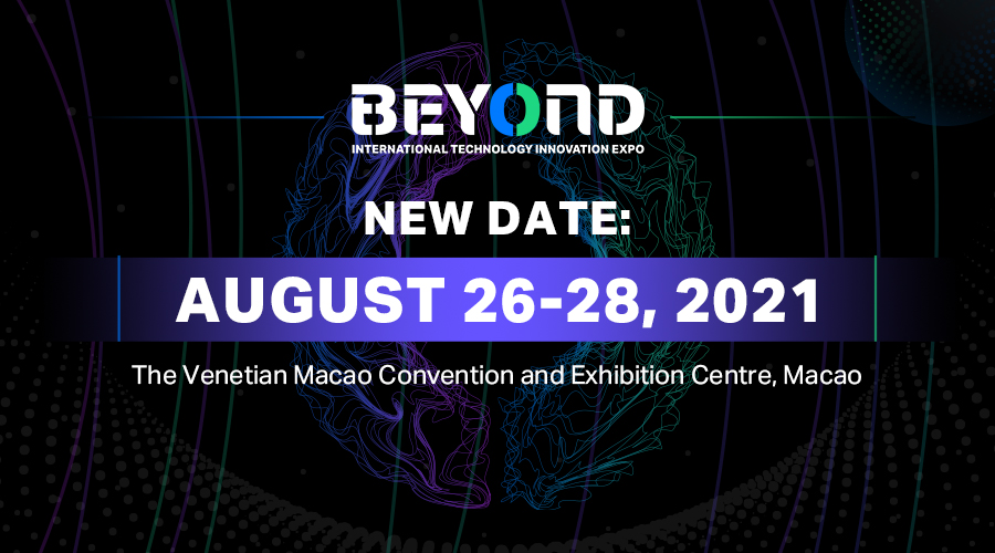BEYOND Expo postponed to August 2021