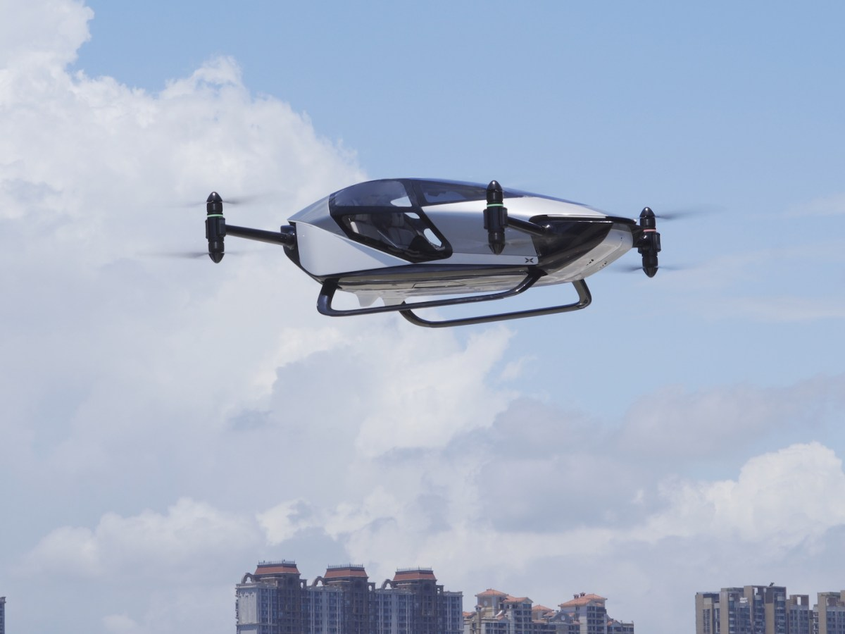 flying car aviation ht aero xpeng motors mobility