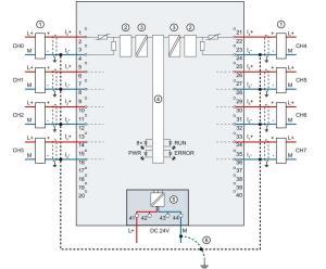 SIMATIC S71500ET 200MP Analog Input Module AI 8xUI HF (6ES75317NF000AB0) Preface