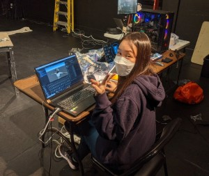 AliBI: a reality-bending livestream theatre experience