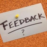 O que fazer com os feedbacks que sua empresa recebe?