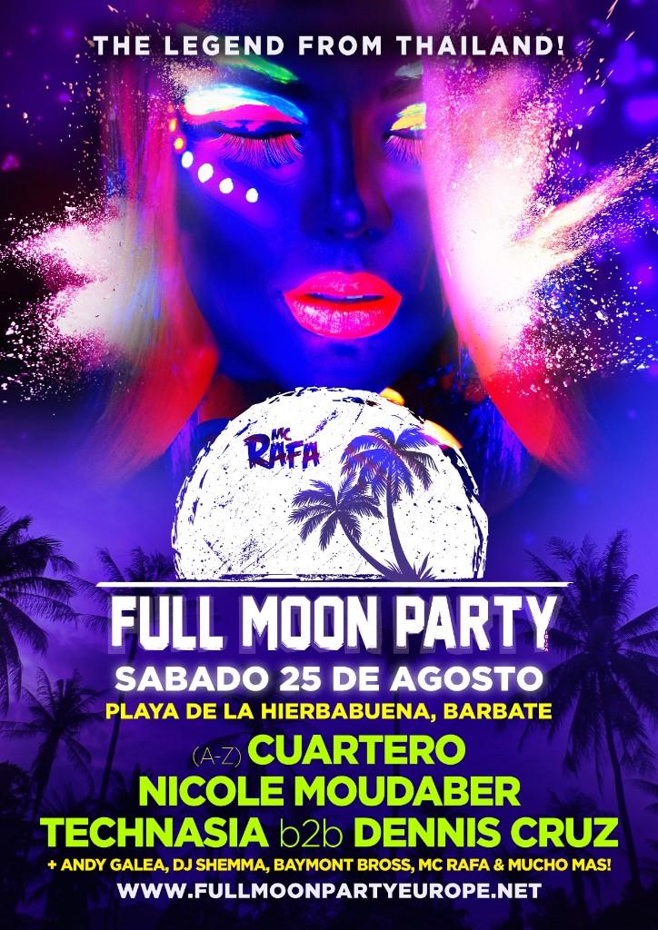full moon poster big