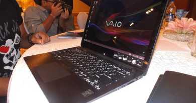 Sony vaio flip hybrid ultrabook
