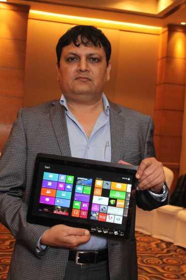 Vijaysingh Jaiswal - Head, IT Division, Sony India