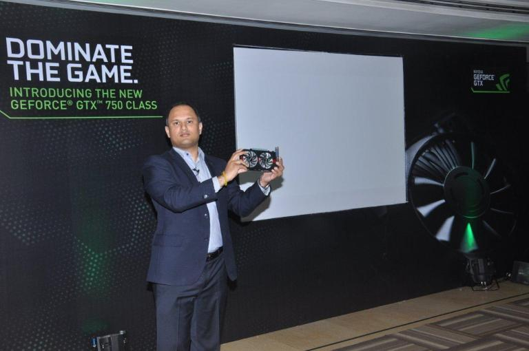 NVIDIA unveils the NVIDIA GeForce GTX 750 Ti