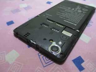 Lenovo A6000 inside view