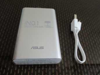 ASUS ZenPower, USB cable