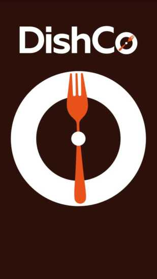 DishCo food guide app review