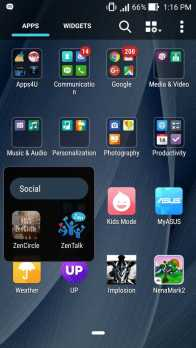 ASUS Zenfone 2 Deluxe Pre-installed apps list_3