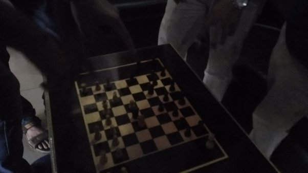 Automated Chess