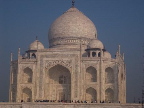 3X Zoomed pic of Taj Mahal