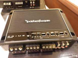 Rockford Fosgate R400-4D amplifier