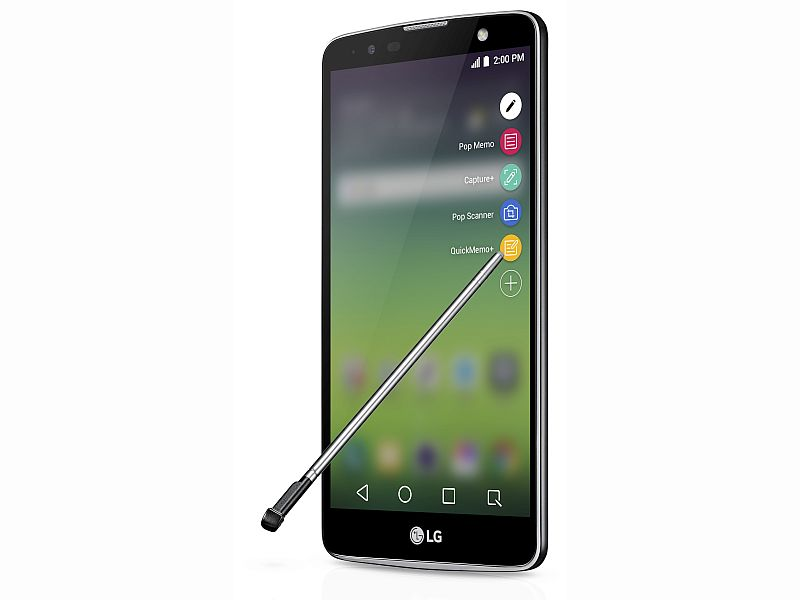 LG Stylus 2 Plus officially launches in India now with upgraded features