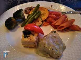 Camera sample le 2 food