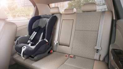 ISOFIX child seat lock