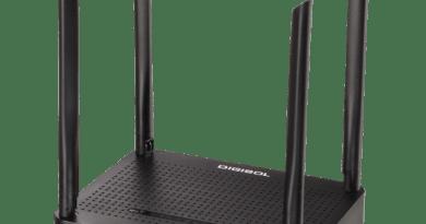 Digisol DG-BR5411QAC router review