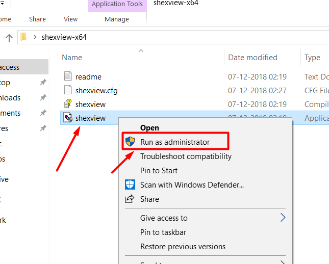 can t right click on desktop windows 10