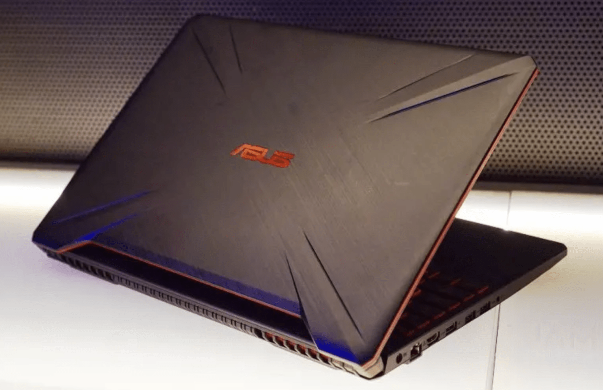 ASUS TUF FX505 gaming laptop review