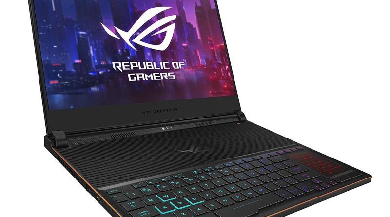 ASUS launches new gaming laptops 2019