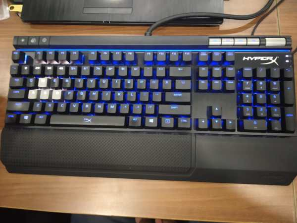 HyperX Alloy Core RGB Keyboard