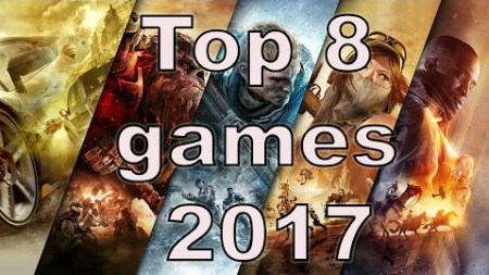 8 Most Popular Video Games of 2017   Techno FAQ Games