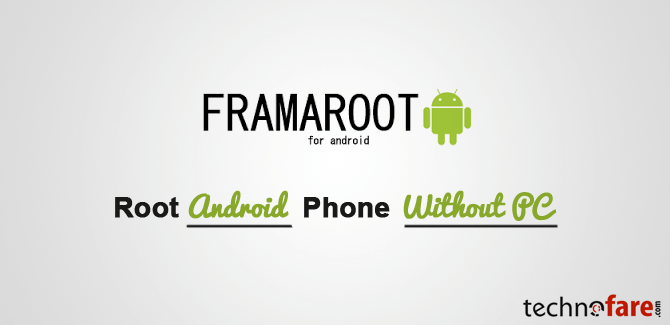 How to) Root Android Phone Without PC in One Tap?