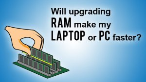 Will upgrading RAM make my Laptop or PC faster?