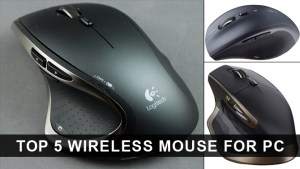 Top 5 Wireless Mouse for PC